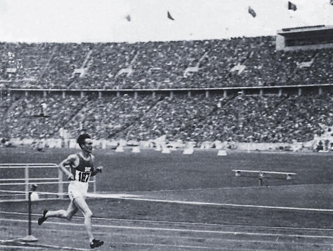 Olympia Berlin 1936