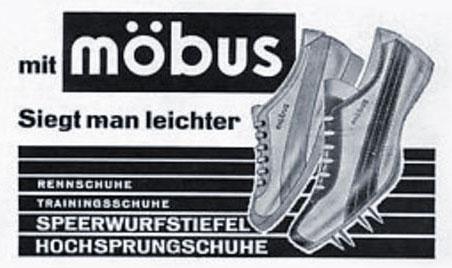 50er Jahre Werbung – Mit Möbus siegt man leichter